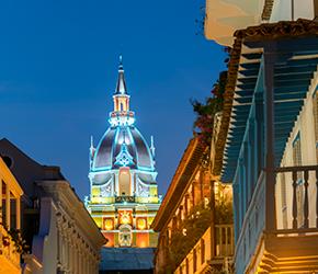 Hoteles/ en Cartagena
